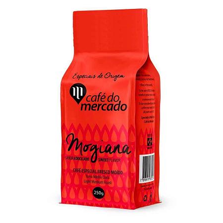 Cafe torrado e moido mogiana Cafe do Mercado 250g
