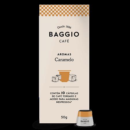 Cafe em capsula caramelo Baggio 10 capsulas
