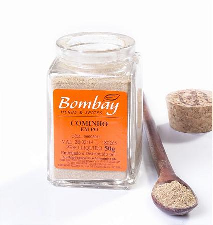 Cominho em po Bombay 60g
