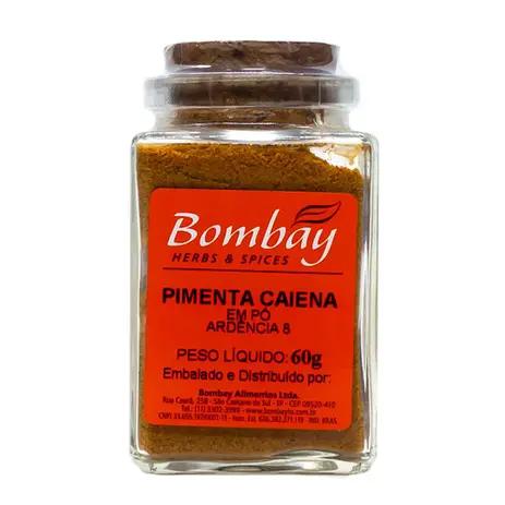 Pimenta Caiena po Bombay 60g