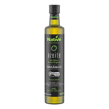 Azeite de oliva extra virgem organico Native 500ml