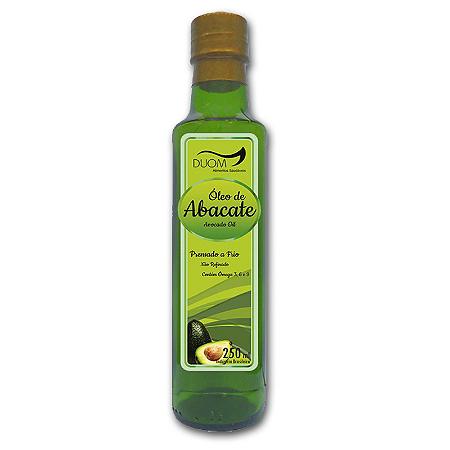 Oleo de abacate DUOM 250ml