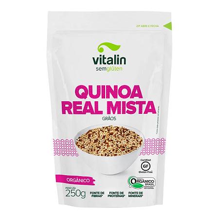 Quina real mista organica Vitalin 250g
