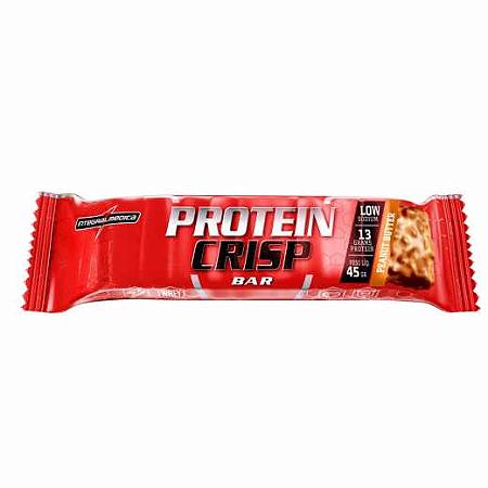 Barra protein crisp peanut butter Integral Medica 45g