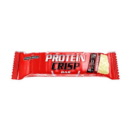 Barra protein crisp romeu e julieta   Integral Medica 45g