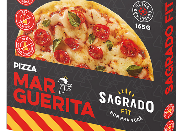 Pizza marguerita Sagrado Fit 180g