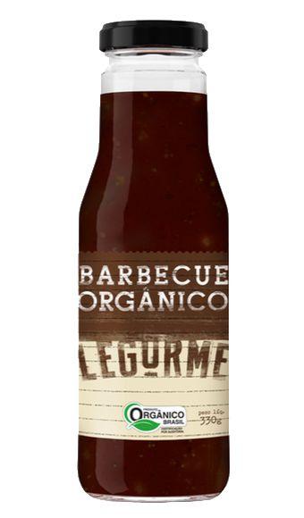 Molho barbecue organico Legurme 330g