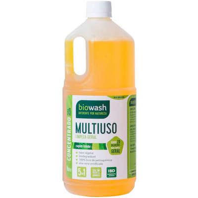 Multiuso concentrado capim limao Biowash 1l