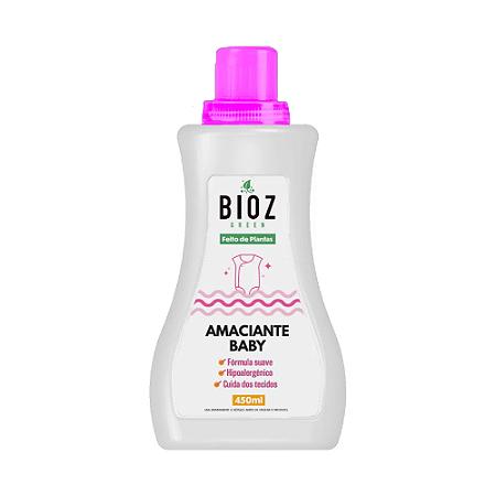 Amaciante baby BioZ 450ml