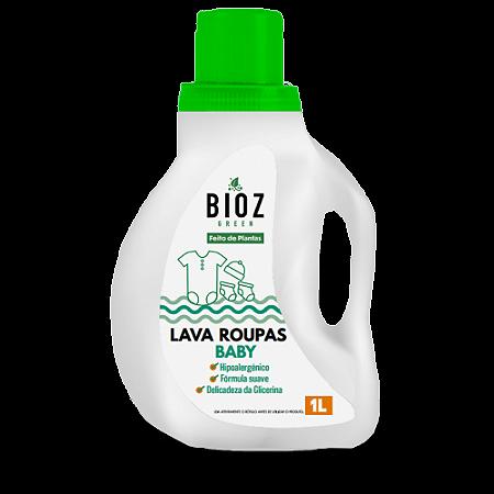 Lava roupas natural baby BioZ 1L