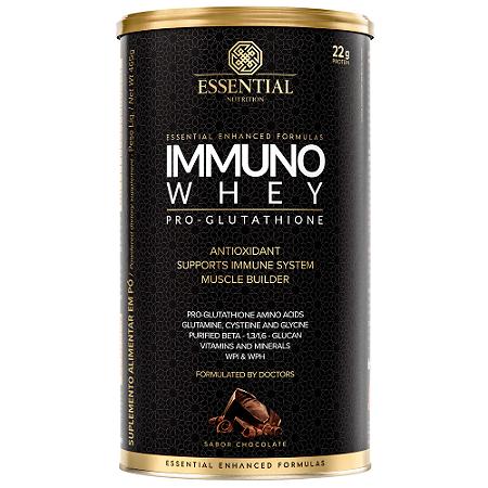 Immuno whey chocolate  Essential 465g