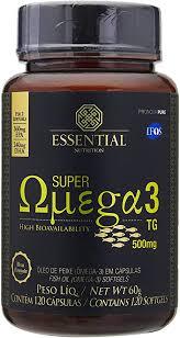 Omega 3 Essential 120 capsulas