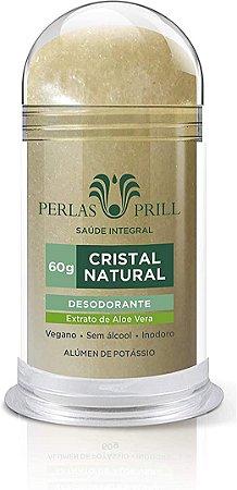 Desodorante cristal aloe vera Perlas Prill 60g