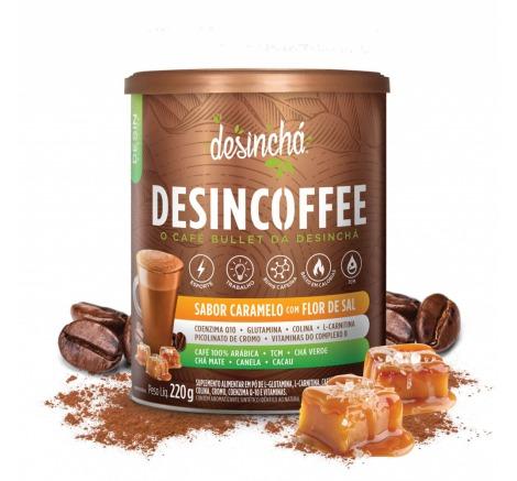 Desincoffee Caramelo com flor de sal Desincha 220g