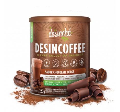 Desincoffee Chocolate belga Desincha 220g