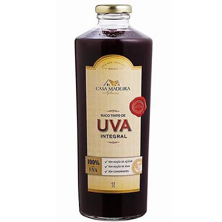 Suco uva integral Casa Madeira 1l
