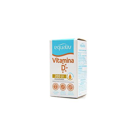 Vitamina D 200ui Equaliv 30ml