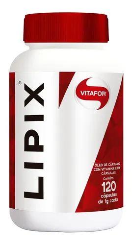 Lipix VITAFOR 120 Cápsulas de 1g cada
