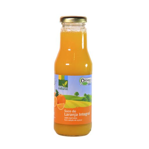 Suco de laranja integral Cooper natural 300ml