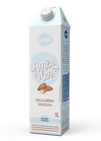 Leite de amendoa Leatt 1l