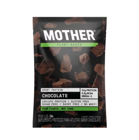 Proteina chocolate Mother sache 31g