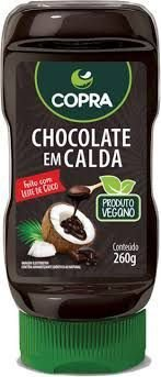 Chocolate em calda - COPRA 260g