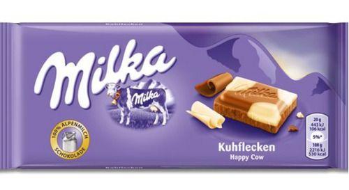 CHOCOLATE MILKA KUHFLECKEN 100G