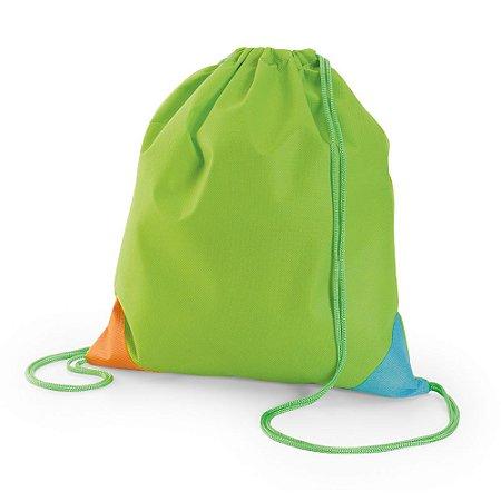 Sacola tipo mochila Personalizado