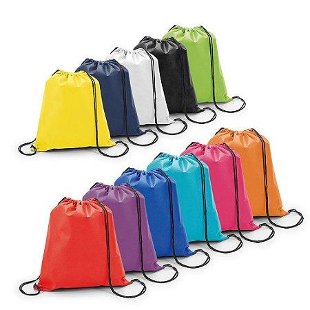 Sacola tipo mochila Personalizada