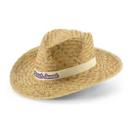 JEAN. Chapéu panamá Personalizado