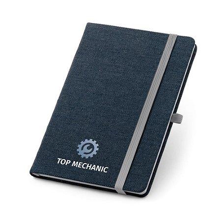 DENIM. Caderno capa dura Personalizado