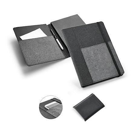 Capa com caderno Personalizado