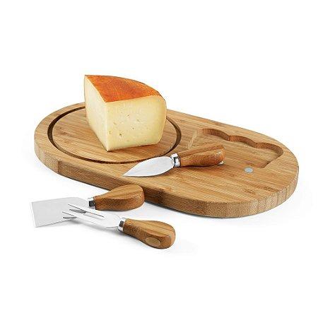 PALERMO. Tábua de queijos Personalizado