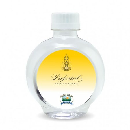 Água Mineral Personalizada Ouro Fino Gourmet 300ml