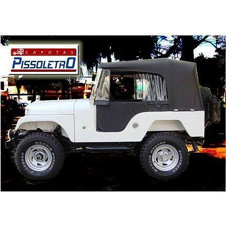 Capota Conversível Jeep Willys CJ5