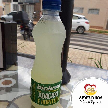 Suco Bioleve Abacaxi com Hortelã 390ml (Unidade)