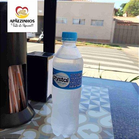 Água Crystal sem Gás 510ml (Unidade)
