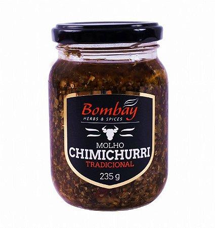 Molho Chimichurri Tradicional Bombay 235g