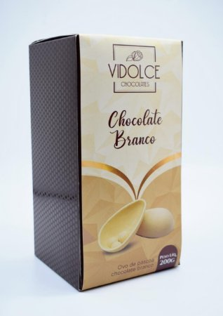 Ovo Chocolate Branco 200g