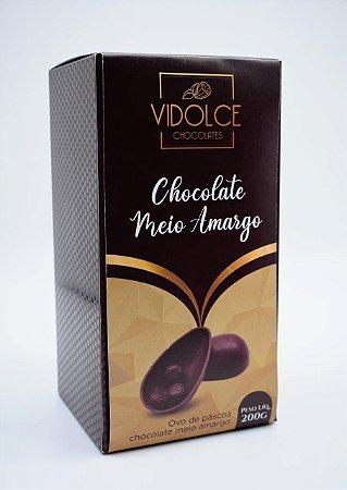 Ovo de Chocolate Meio Amargo 200g