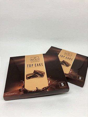 Caixa Topcake Presente c/5 unidades