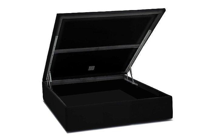 Box Baú  Casal - 1,38x1,88 - Inteiriça