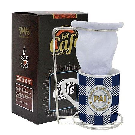 KIT CAFÉ - MELHOR PAI