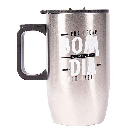 CANECA TÉRMICA - BOM DIA