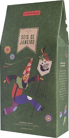 Café Mel - Seis de Janeiro