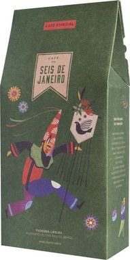 Café Vinhoso - Seis de Janeiro