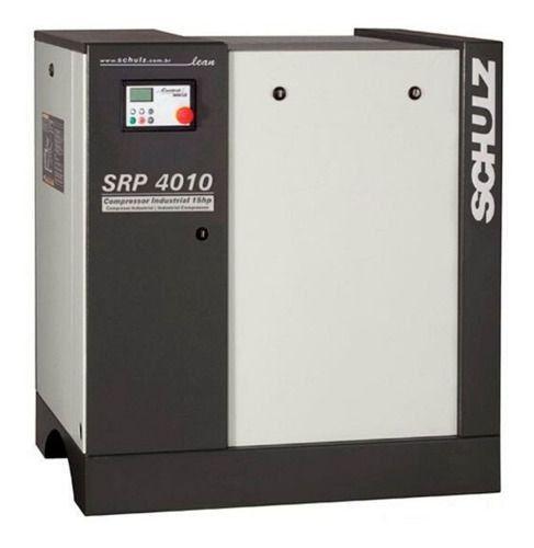 COMPRESSOR DE PARAFUSO SCHULZ - 10HP - SRP 4010E LEAN - 9 BAR