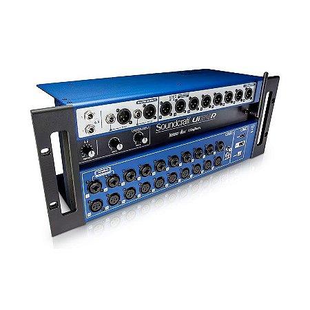 Mesa de som digital Soundcraft Ui24 Wireless 24 Canais