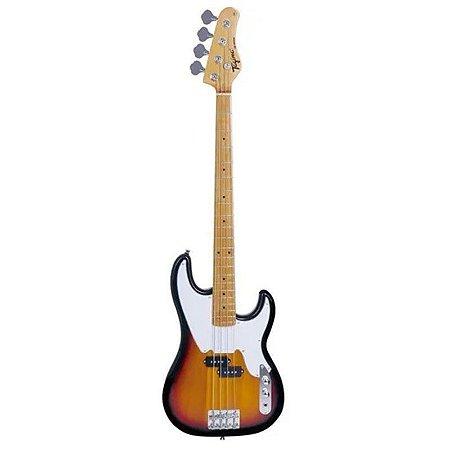 Contrabaixo Tagima Woodstock Series TW66 Precision Bass 4 Cordas - Sunburst