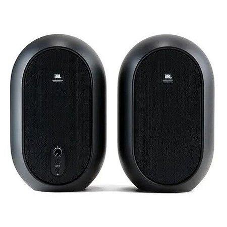 Caixa de som Monitor de Mesa JBL 104 Bluetooth (Par)